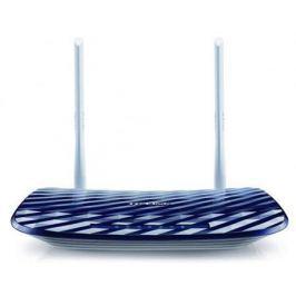 Точка доступа TP-LINK Archer C20 AC750 802.11ac 733Mbps 2.4/5 ГГц 4xLAN