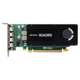 Видеокарта 4096Mb PNY Quadro K1200 PCI-E 4xminiDP VCQK1200DP-PB Retail