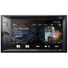 Автомагнитола SONY XAV-W600 CD DVD 2DIN 4x55Вт