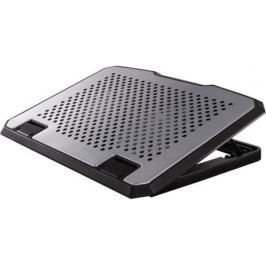 Подставка для ноутбука Hama H-53064 охлаждающая серебристый