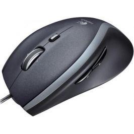 Мышь проводная Logitech M500 чёрный USB 910-003725/6