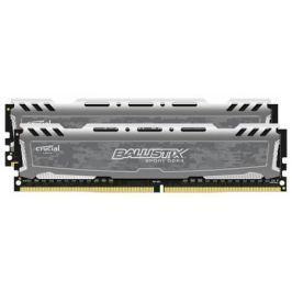 Оперативная память 16Gb (2x8Gb) PC4-19200 2400MHz DDR4 DIMM Crucial BLS2C8G4D240FSB