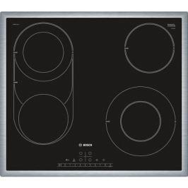 Варочная панель электрическая Bosch PKM645FP1R черный