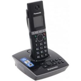 Радиотелефон DECT Panasonic KX-TG8061RUB черный