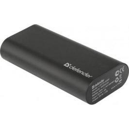 Портативное зарядное устройство Defender Lavita 5000 5V/1A USB 5000 mAh черный 83632