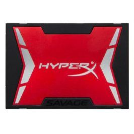 "Твердотельный накопитель SSD 2.5"" 240 Gb Kingston HyperX Savage SSD Read 560Mb/s Write 530Mb/s SATAIII SHSS37A/240G"