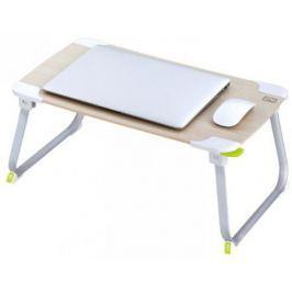 "Подставка для ноутбука 17"" STM Laptop Table NT1 Wood 520x292 белый"