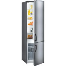 Холодильник Gorenje RK 41200 E серебристый