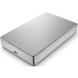 """Внешний жесткий диск 2.5"""" USB 3.0 Lacie Porsche Design Mobile 4Tb STFD4000400"""