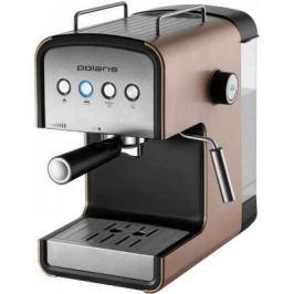 Кофеварка Polaris PCM 1526E Adore Crema медный