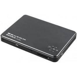 Проигрыватель DVD Supra DVS-208X черный