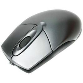 Мышь проводная A4TECH OP-720 серебристый PS/2