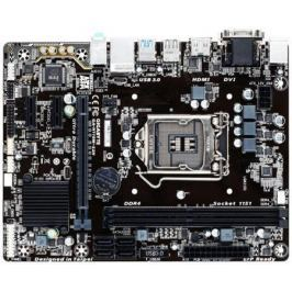 Материнская плата GigaByte GA-H110M-S2H Socket 1151 H110 2xDDR4 1xPCI-E 16x 2xPCI-E 1x 4 mATX Retail