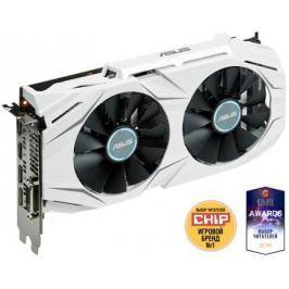 Видеокарта ASUS GeForce GTX 1060 OC DUAL PCI-E 6144Mb 192 Bit Retail (DUAL-GTX1060-O6G)
