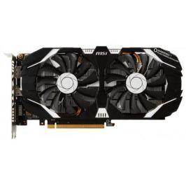 Видеокарта 6144Mb MSI GeForce GTX 1060 6GT OCV1 PCI-E 192bit GDDR5 DVI HDMI DP HDCP GTX 1060 6GT OCV1 Retail