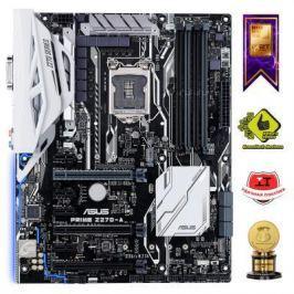 Материнская плата ASUS PRIME Z270-A Socket 1151 Z270 4xDDR4 2xPCI-E 16x 4xPCI-E 1x 6 ATX Retail 90MB0RU0-M0EAY0