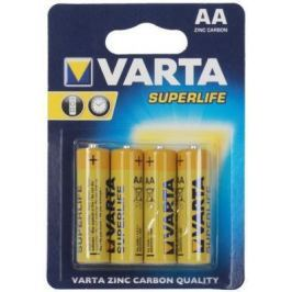 Батарейки Varta Superlife AA 4 шт