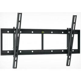 "Кронштейн Holder LCD-T6606-B черный для ЖК ТВ 42-65"" настенный от стены 60мм наклон -2°/+15° VESA до 60 кг"