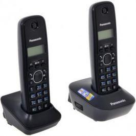 Телефон Panasonic KX-TG1612RUH (две трубки)