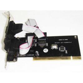 Контроллер PCI Orient XWT-PS050V2LP 2xCOM OEM