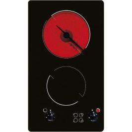 Варочная панель электрическая Hansa BHCI 35133030 черный