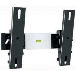"Кронштейн Holder LCD-T2611-B черный для ЖК ТВ 22-47"" настенный от стены 60мм наклон -19°/+22° VESA 200x200 до 30 кг"