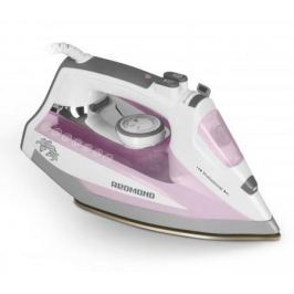 Утюг Redmond RI-D235 2200Вт белый/розовый