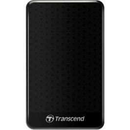 "Внешний жесткий диск 2.5"" USB3.0 2Tb Transcend TS2TSJ25A3K черный"