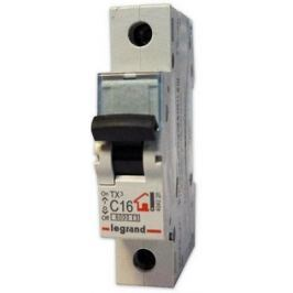 Автоматический выключатель Legrand TX3 6000 тип C 1П 6А 404025