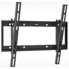 "Кронштейн Holder LCD-T4609-B черный для ЖК ТВ 32-65"" настенный от стены 60мм наклон -2°/+15° VESA 400x400 до 60 кг"