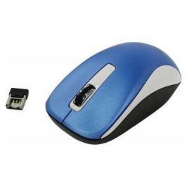 Мышь беспроводная Genius NX-7010 USB синий USB + радиоканал