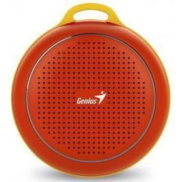 Портативная акустика Genius SP-906BT 3 Вт красный