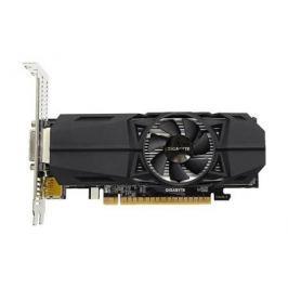 Видеокарта 2048Mb Gigabyte GeForce GTX1050 PCI-E 128bit GDDR5 DVI HDMI DP HDCP GV-N1050OC-2GL Retail