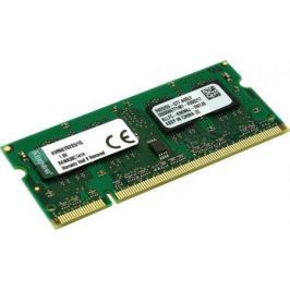 Оперативная память SO-DIMM DDR2 Kingston 1Gb (pc-5300) 667MHz (KVR667D2S5/1G)