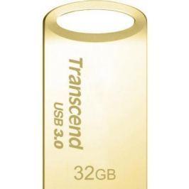 Флешка USB 32Gb Transcend JetFlash 710 TS32GJF710G золотистый