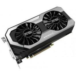 Видеокарта 3072Mb Palit GeForce GTX1060 Jetstream 3G PCI-E 192bit GDDR5 DVI HDMI DP HDCP NE51060015F9-1060J Retail