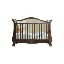 Кроватка Pali Vittoria (темный орех)