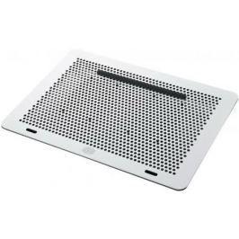 """Подставка для ноутбука до 17"""" Cooler Master MasterNotepal Pro MNY-SMTS-20FY-R1 пластик/алюминий серебристый"""