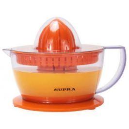 Соковыжималка Supra JES-1027 25 Вт пластик оранжевый