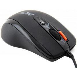 Мышь проводная A4TECH X-710MK чёрный USB