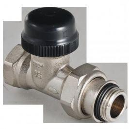 """Клапан термостатический для радиатора прямой с преднастройкой (KV 0,1-0,6) 3/4"""""""