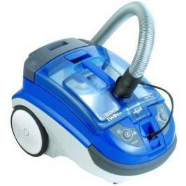 Пылесос Thomas Twin TT Aquafilter (788535) без мешка сухая и влажная уборка 1600/240Вт голубой