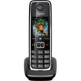 Радиотелефон DECT Gigaset C530H черный