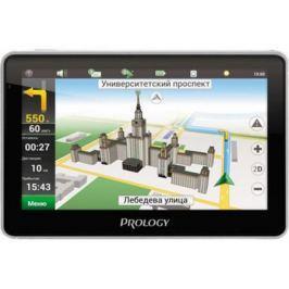 "Навигатор Prology iMap-5800 Навител 5"" 480x272 microSD черный"