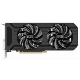 Видеокарта 8192Mb Palit GeForce GTX1070 Dual PCI-E 256bit GDDR5 DVI HDMI DP PA-GTX1070 Dual 8G NE51070015P2-1043D Retail