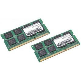 Оперативная память SO-DIMM DDR3 Corsair 8Gb (pc-10600) 1333MHz (CMSO8GX3M2A1333C9)
