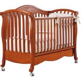 Кроватка Bambolina Divina (вишня)