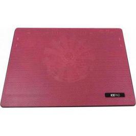 """Подставка для ноутбука 15"""" Storm STM Laptop Cooling IP5 160x160 2xUSB красный"""