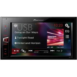 Автомагнитола Pioneer MVH-AV190 USB MP3 FM RDS 2DIN 4x50Вт черный