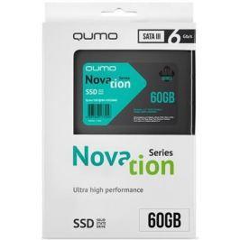 """Твердотельный накопитель SSD 2.5"""" 60GB QUMO QMM-60GSN SATAIII OEM"""